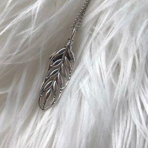 83d459d71 Pandora Jewelry | Floating Grains Necklace | Poshmark